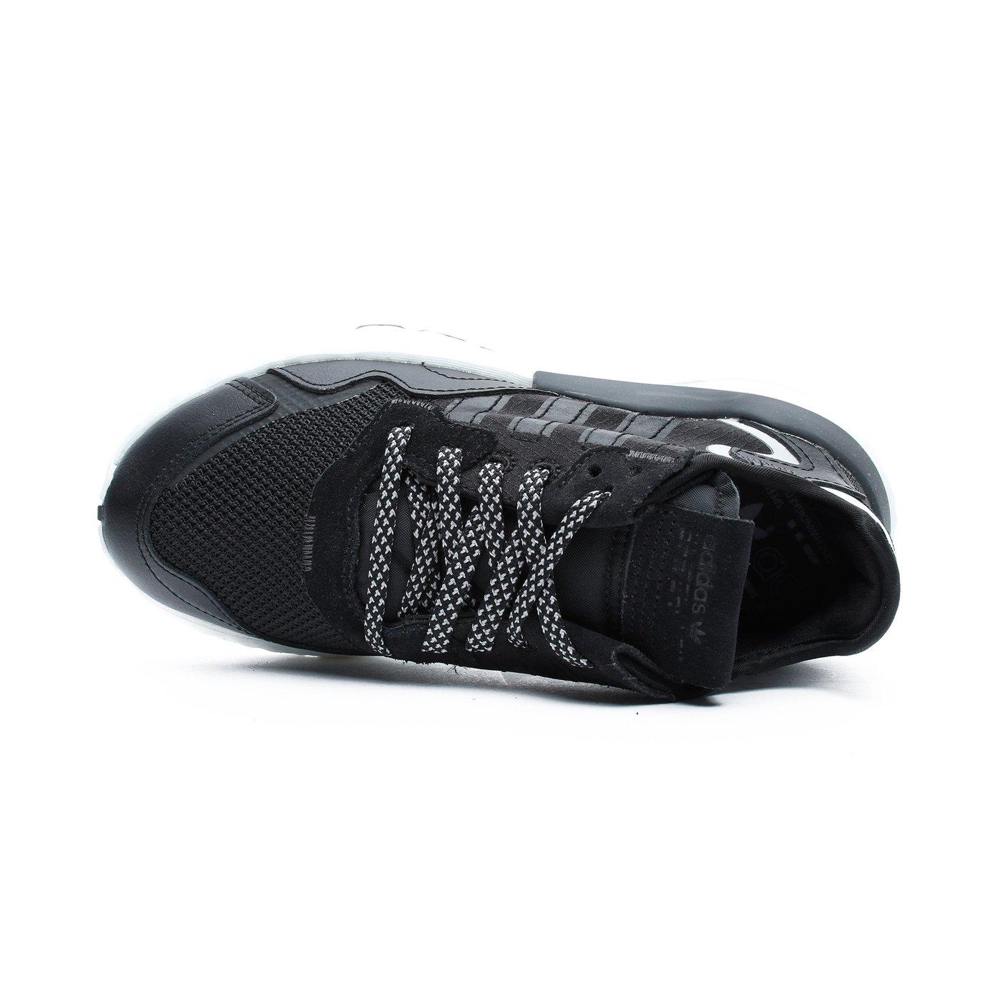 Nite Jogger Kadın Siyah Spor Ayakkabı