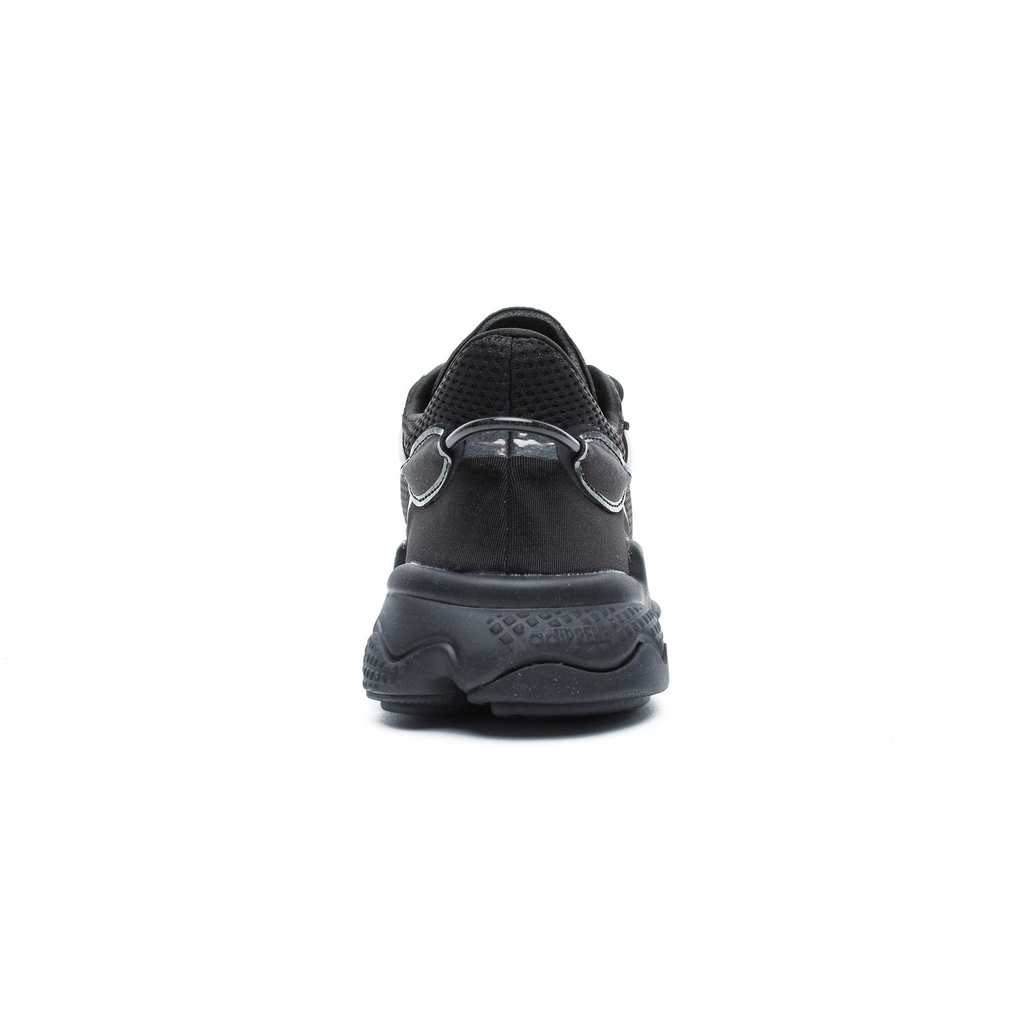 Ozweego Erkek Siyah Spor Ayakkabı