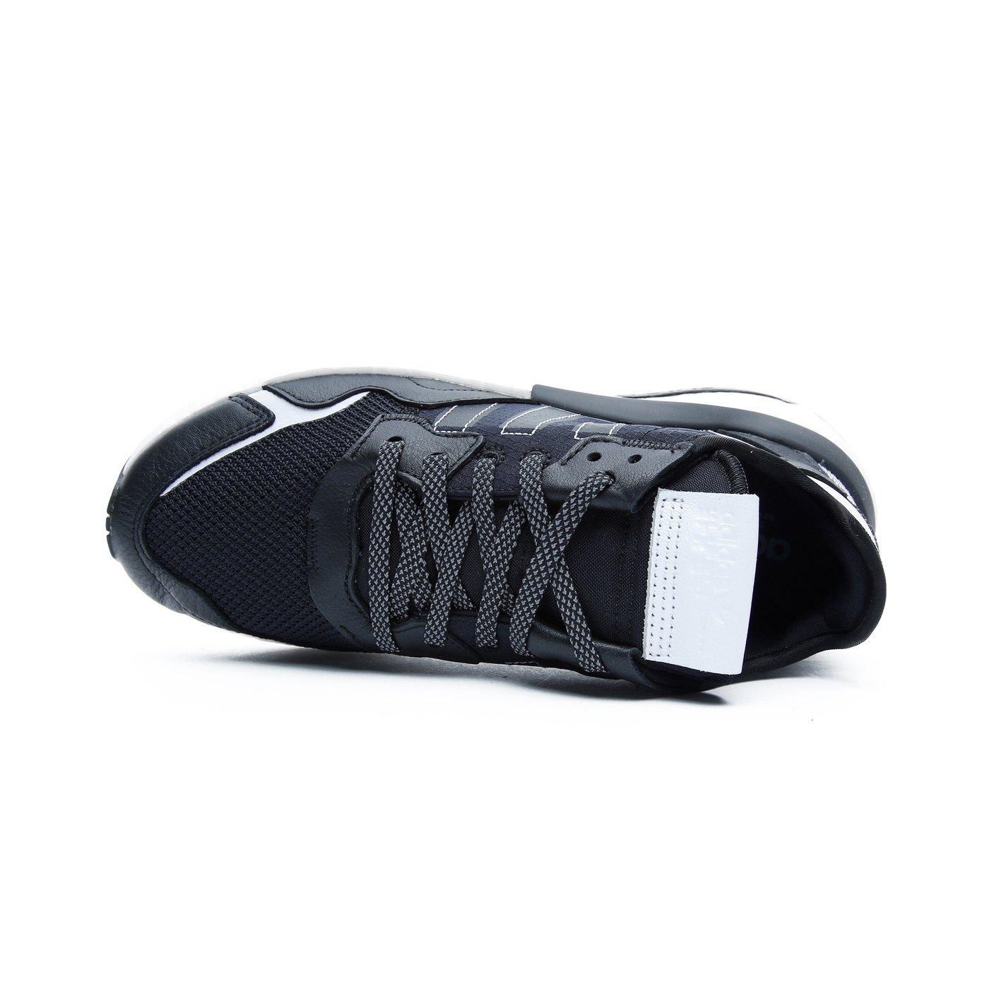 Nite Jogger Erkek Siyah Spor Ayakkabı