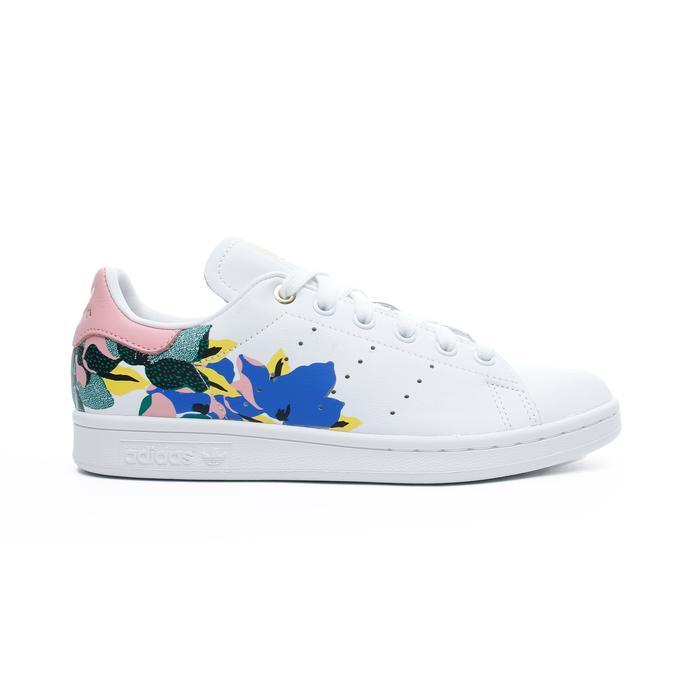 Stan Smith Kadın Beyaz Spor Ayakkabı