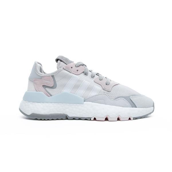 adidas Nite Jogger Kadın Gri Spor Ayakkabı