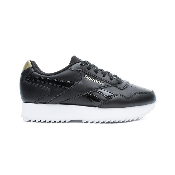 Royal Glide Kadın Siyah Spor Ayakkabı