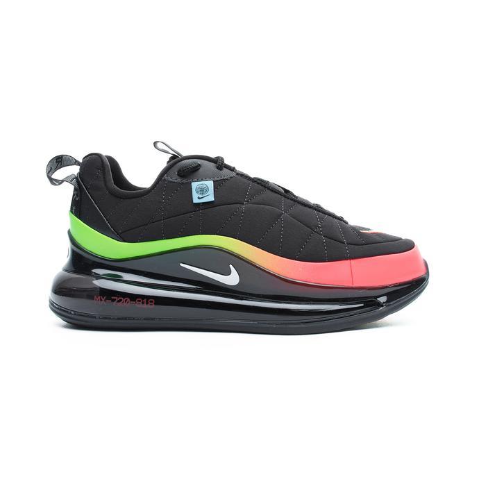 Mx-720-818 Kadın Siyah Spor Ayakkabı