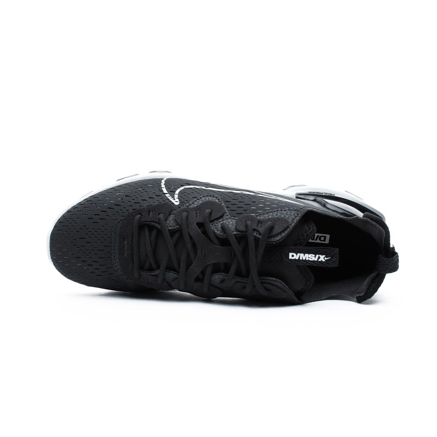 Nike React Vision Erkek Siyah Spor Ayakkabı