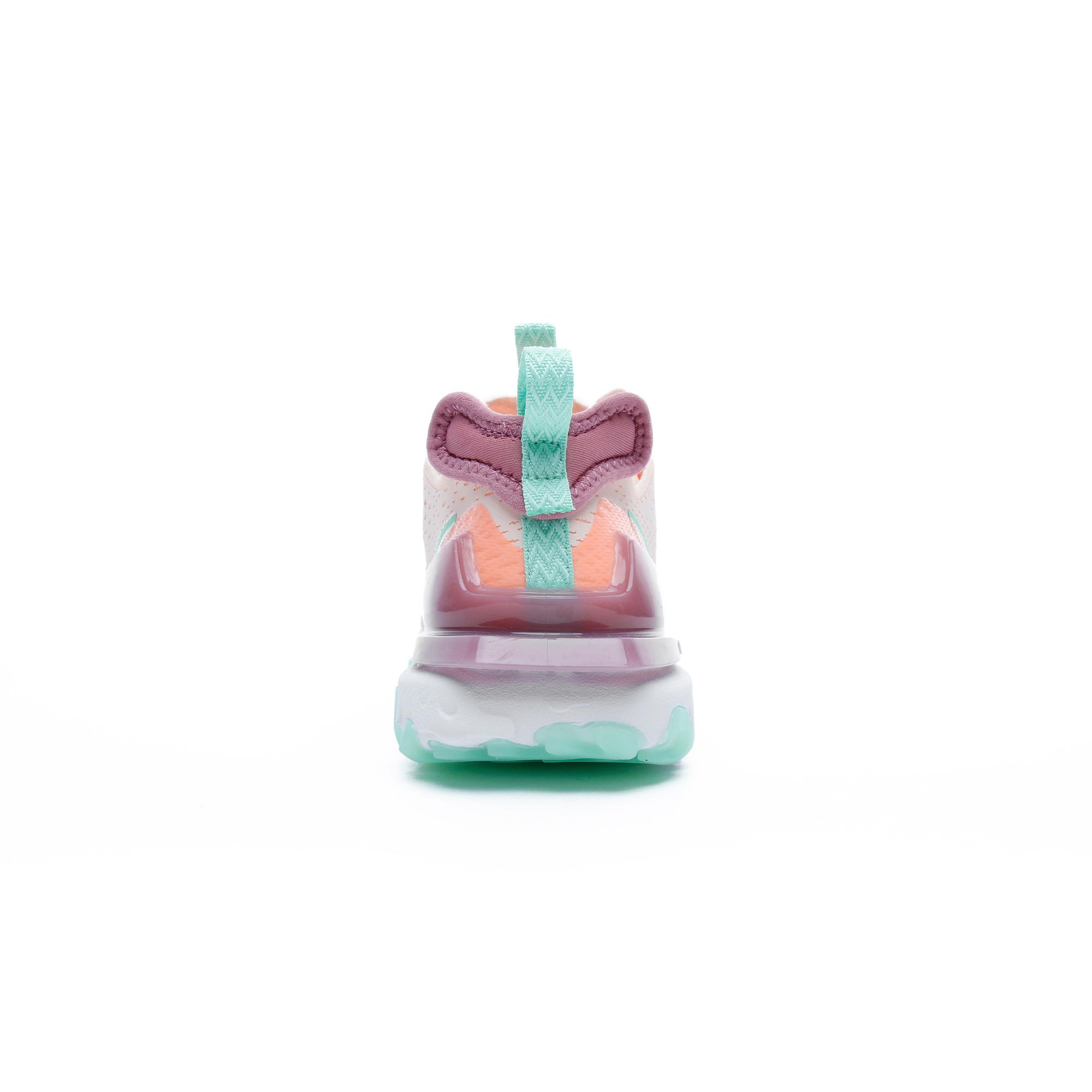 Nike React Vision Kadın Turuncu Spor Ayakkabı