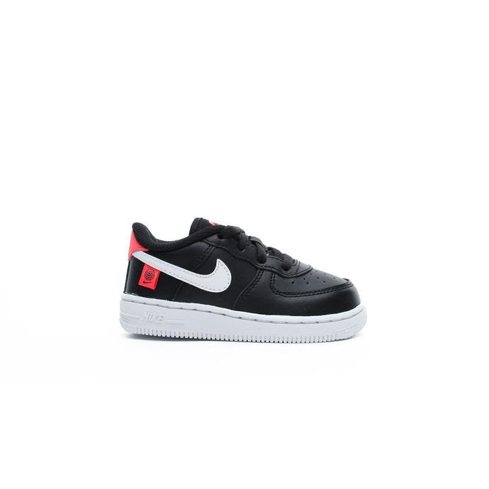 Nike Force 1 Bebek Siyah Spor Ayakkabı