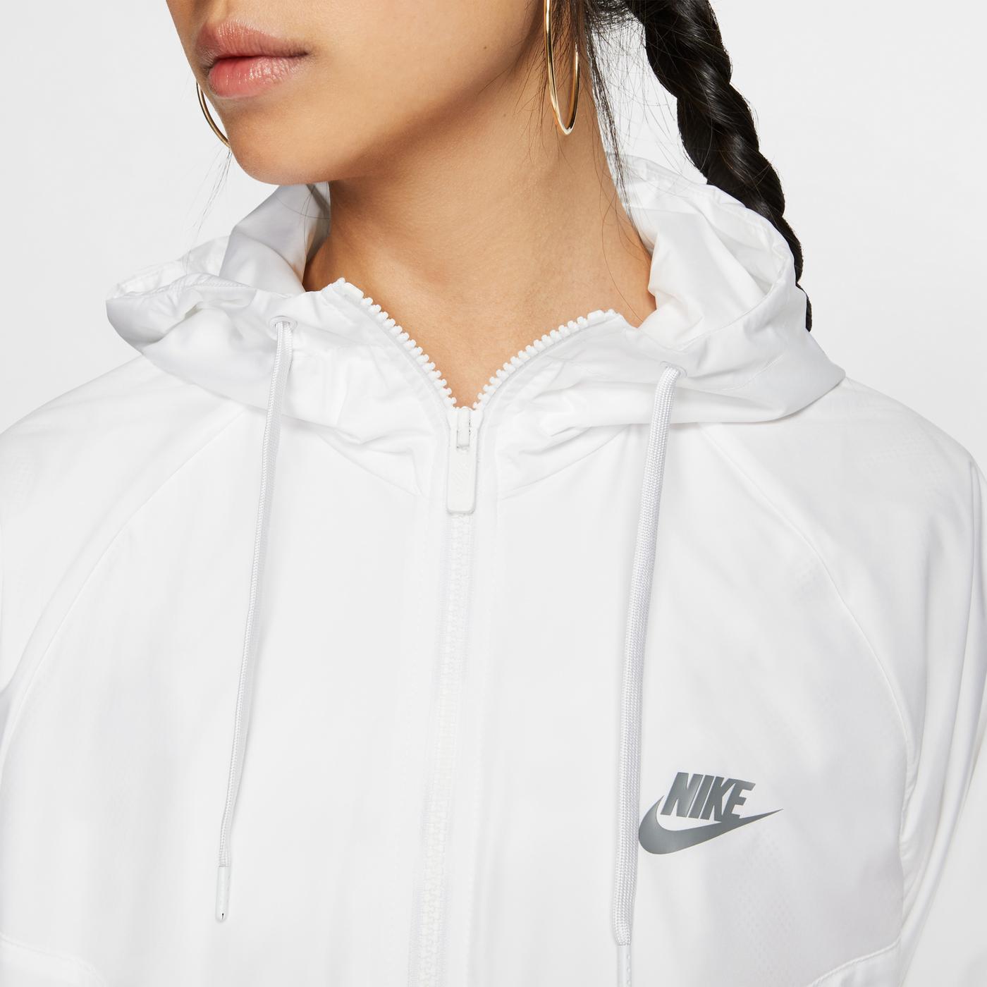 Nike Sportswear Kadın Beyaz Eşofman Üstü