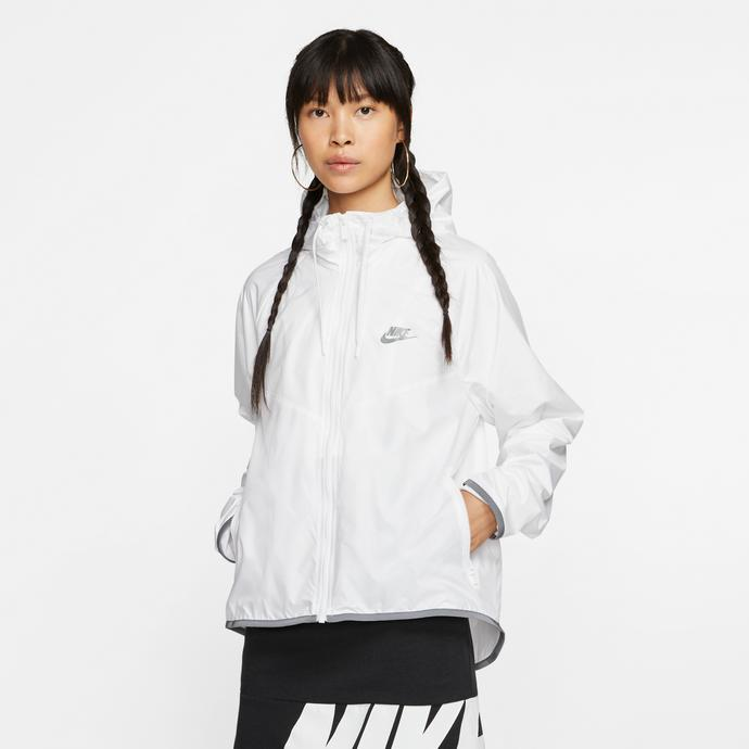 Sportswear Kadın Beyaz Eşofman Üstü