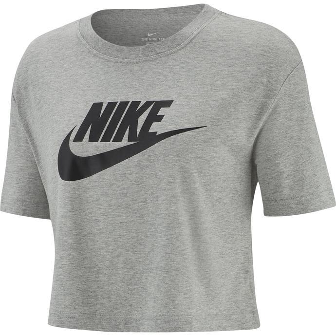 Sportswear Essential Kadın Siyah T-Shirt