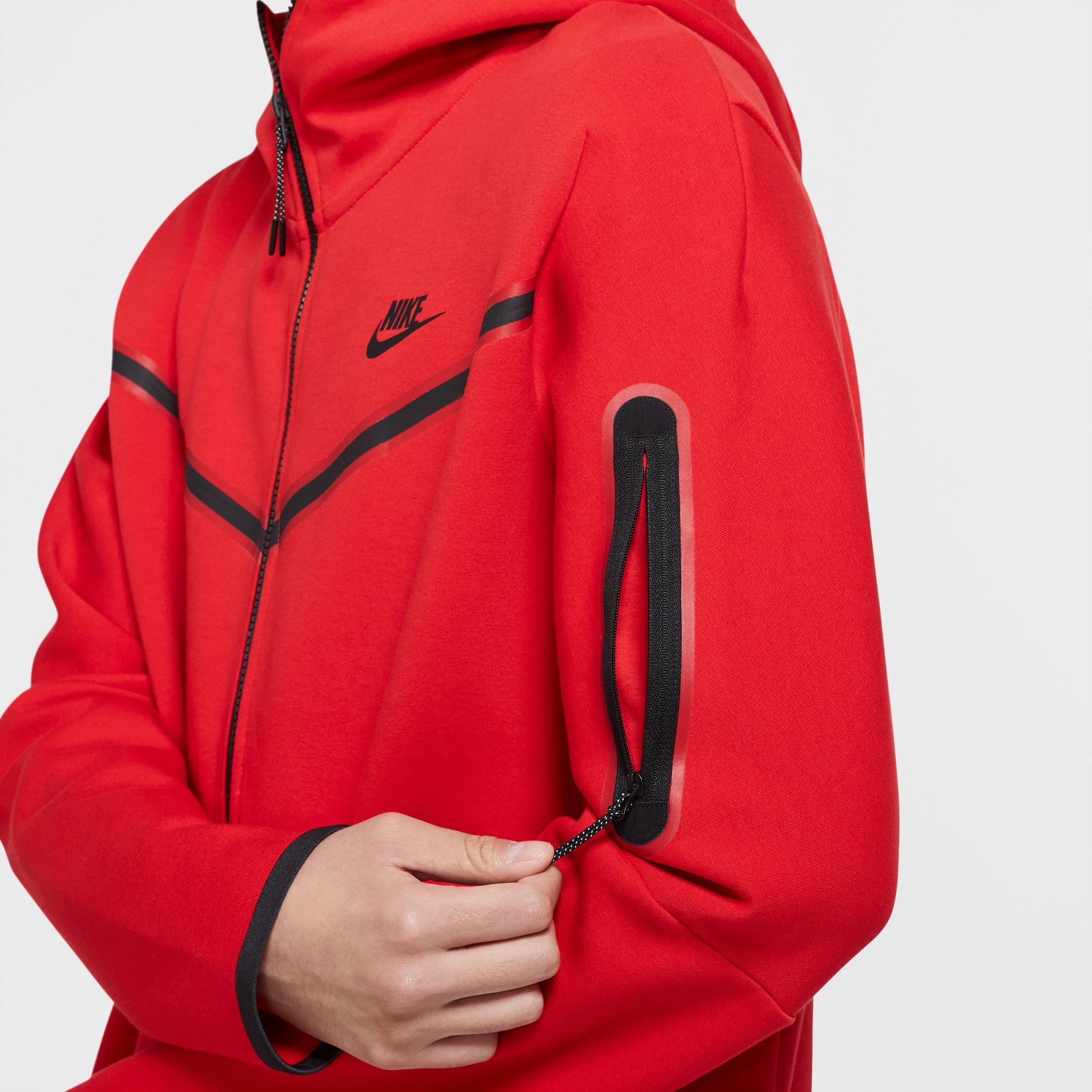 Nike Sportswear Erkek Kırmızı Sweatshirt