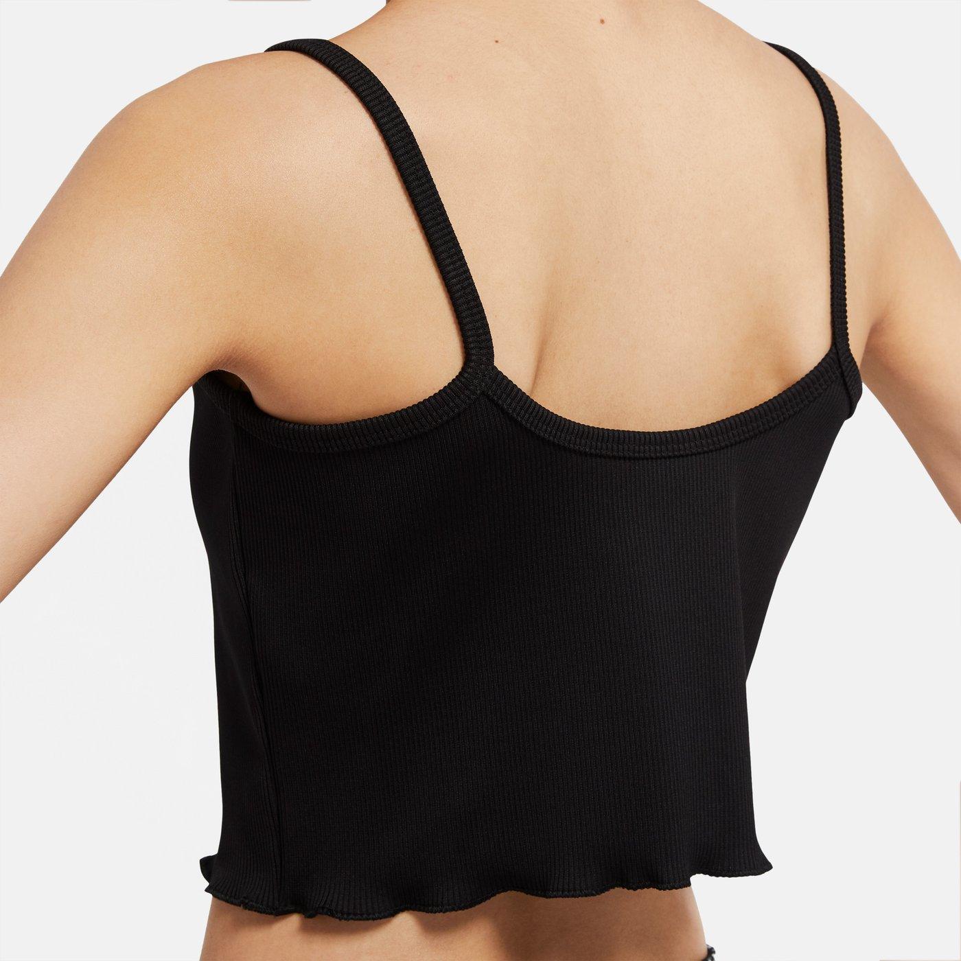 Nike Sportswear Tank Kadın Siyah T-Shirt
