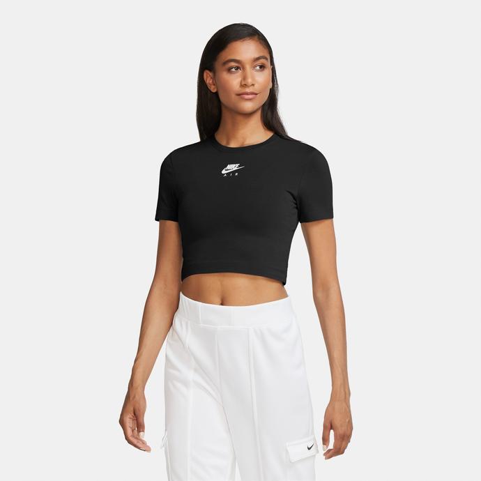 Sportswear Air Kadın Siyah T-Shirt