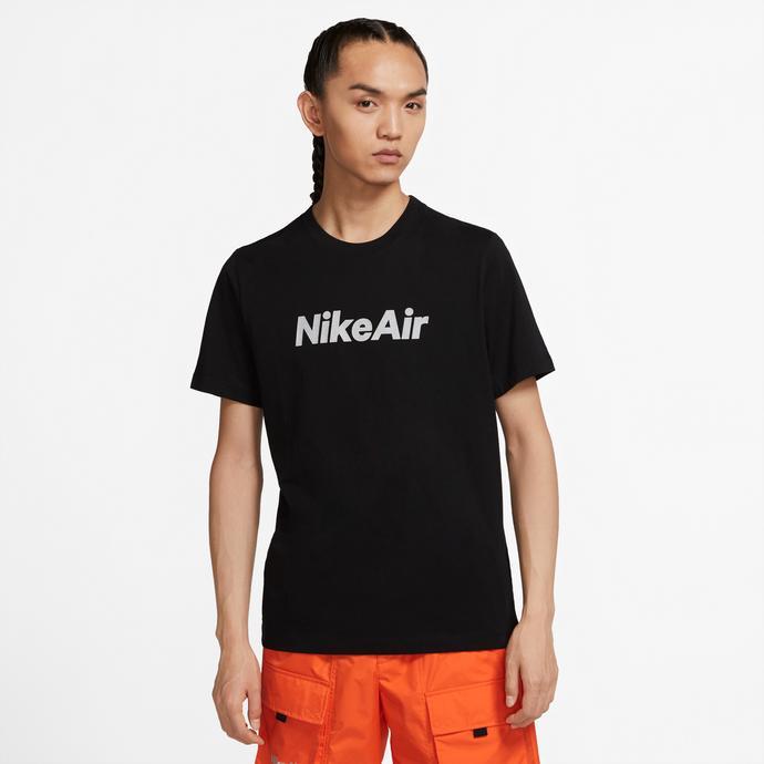 Nike Air Erkek Siyah T-Shirt