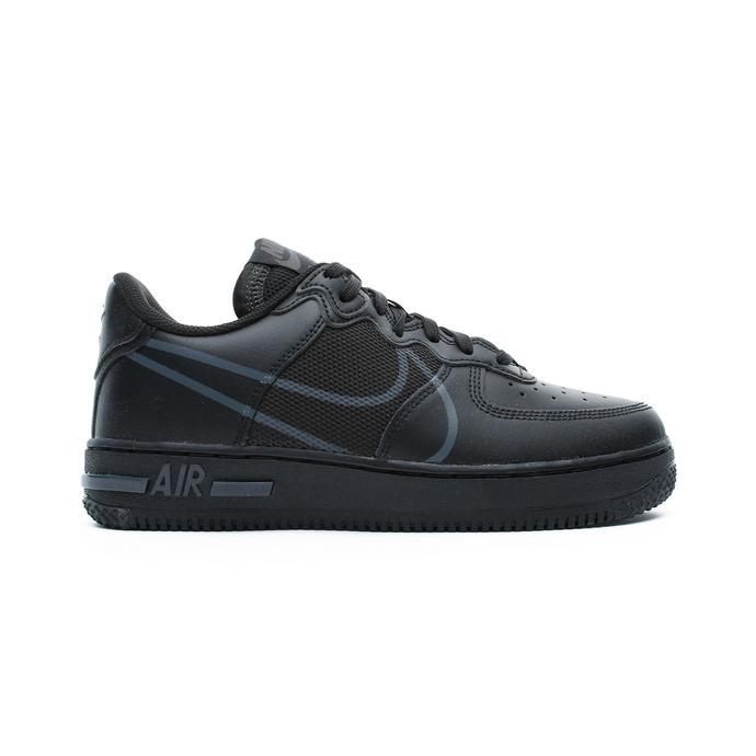Air Force 1 React Kadın Siyah Spor Ayakkabı