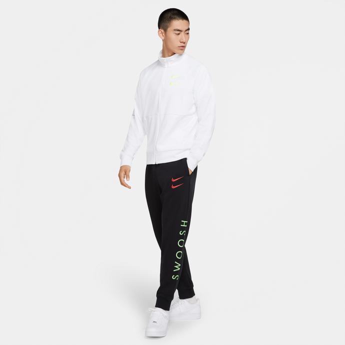 Sportswear Swoosh Erkek Siyah Eşofman Altı