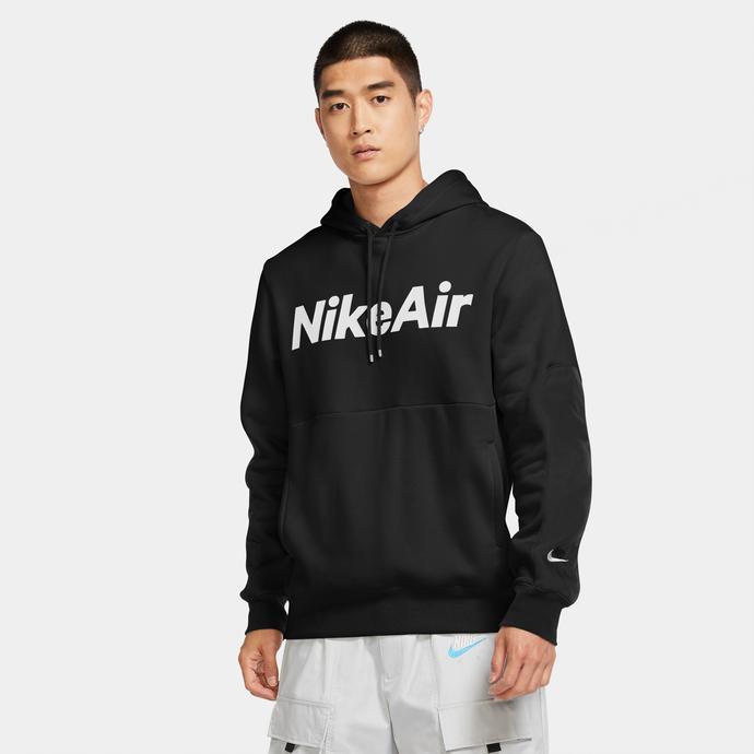 Air Erkek Siyah Sweatshirt