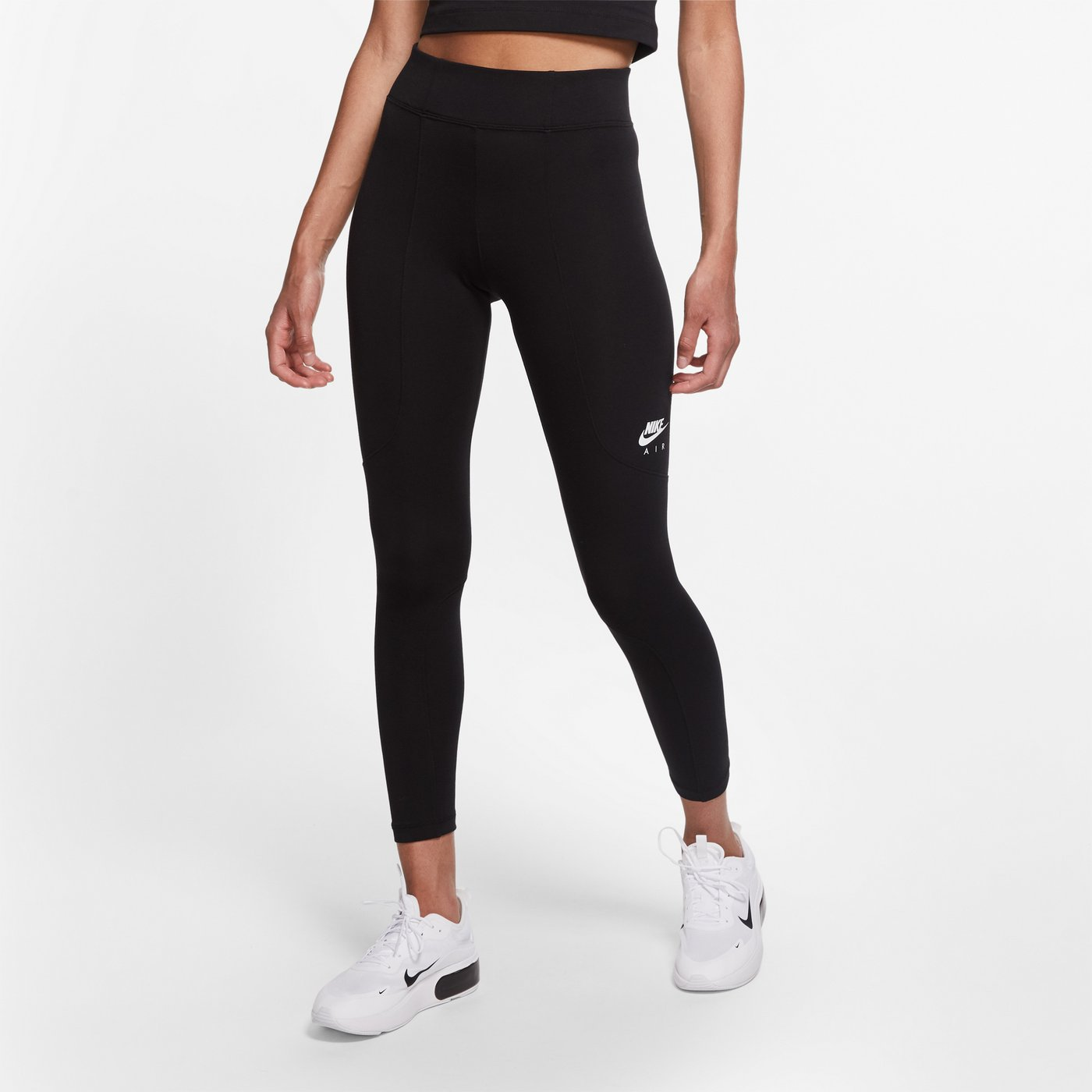 Sportswear Air Kadın Siyah Tayt