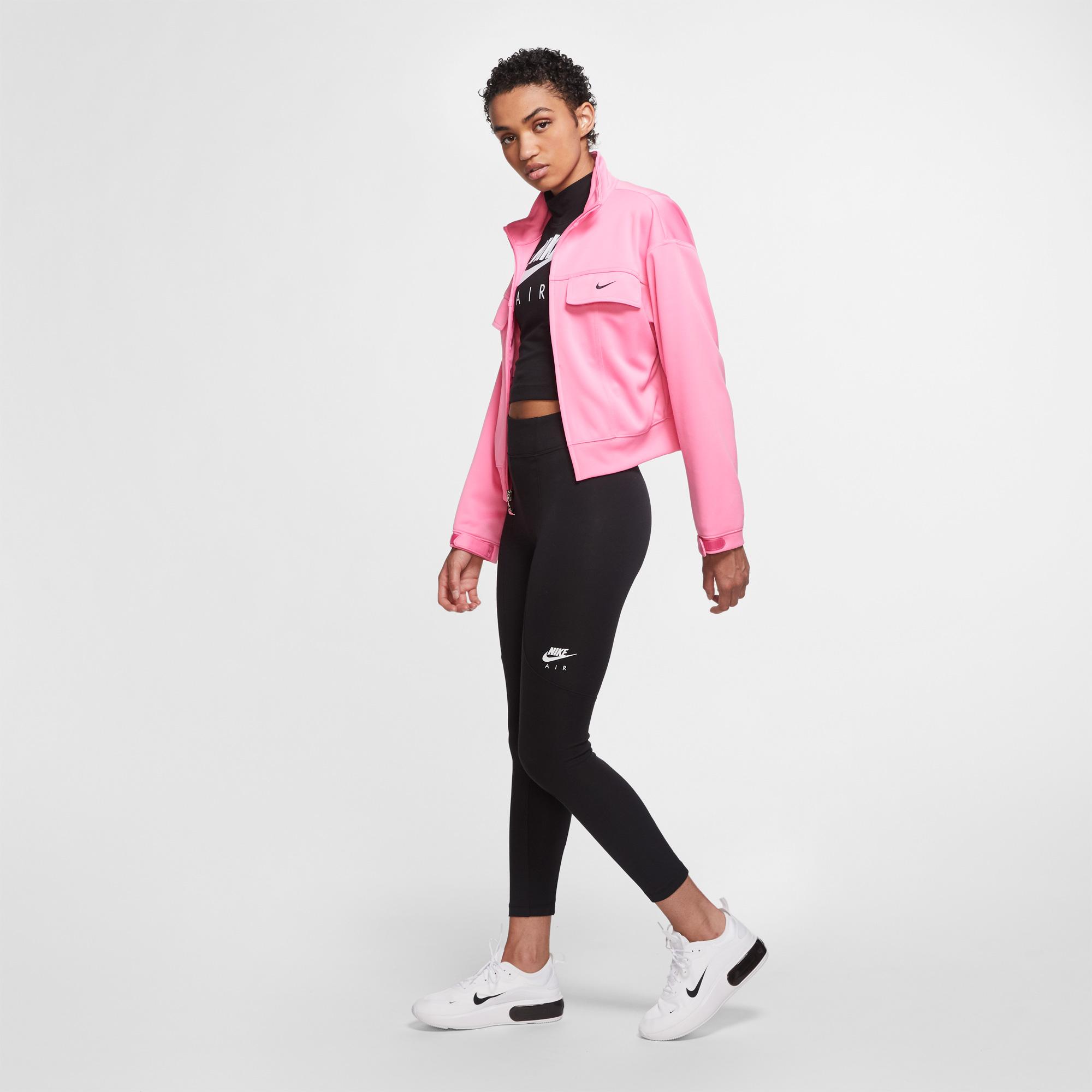 Nike Sportswear Air Kadın Siyah Tayt
