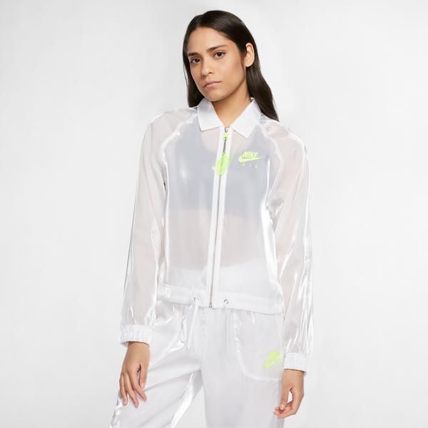 Nike Sportswear Air Kadın Beyaz Eşofman Üstü