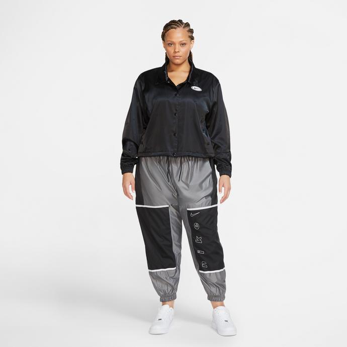 Nike Sportswearvn Archive Rmx Kadın Siyah Eşofman Altı