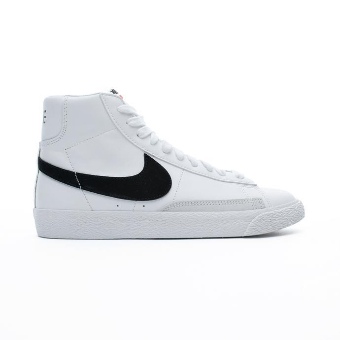 Blazer Mid Kadın Beyaz Spor Ayakkabı