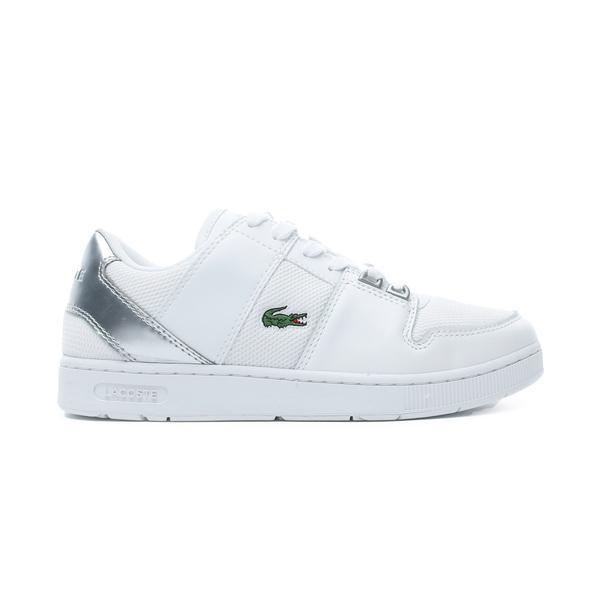 Lacoste Thrill Kadın Beyaz - Gri Spor Ayakkabı