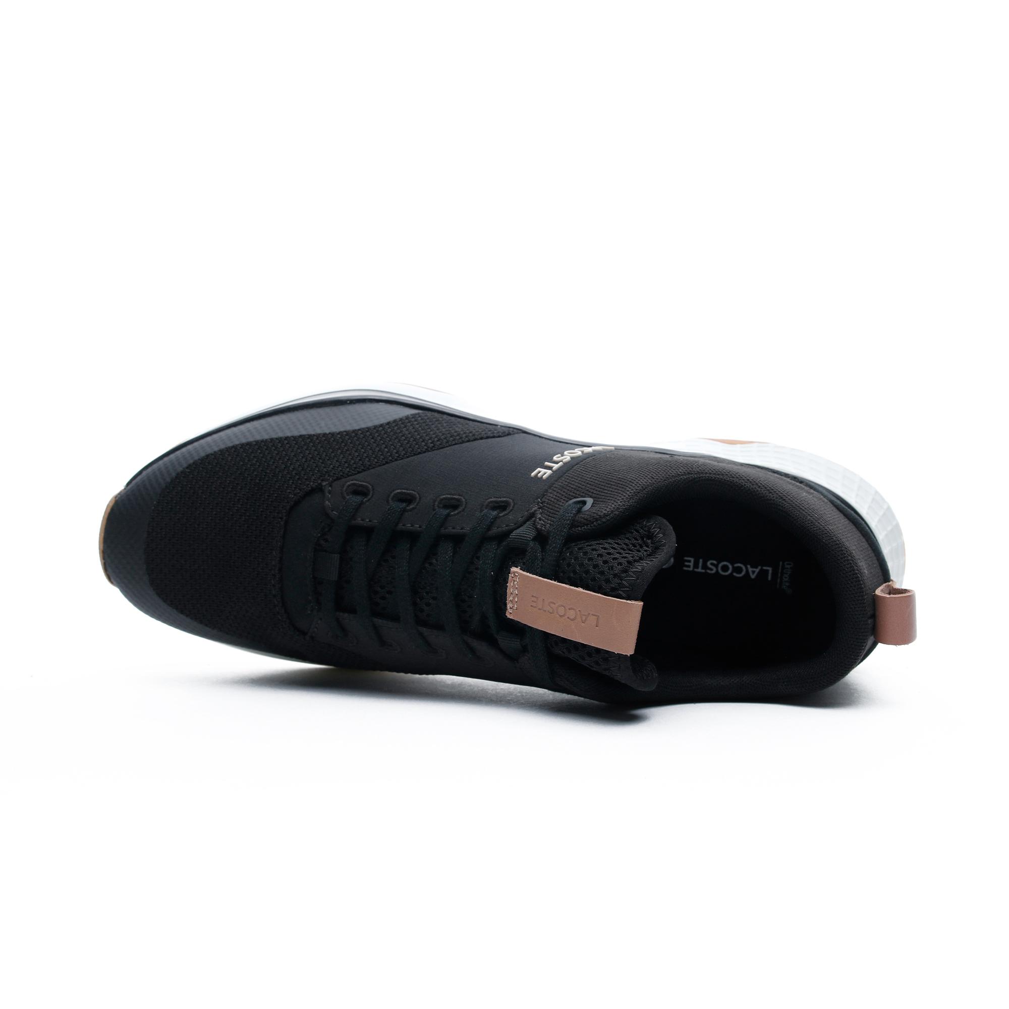 Court-Drive Plus Erkek Siyah Spor Ayakkabı