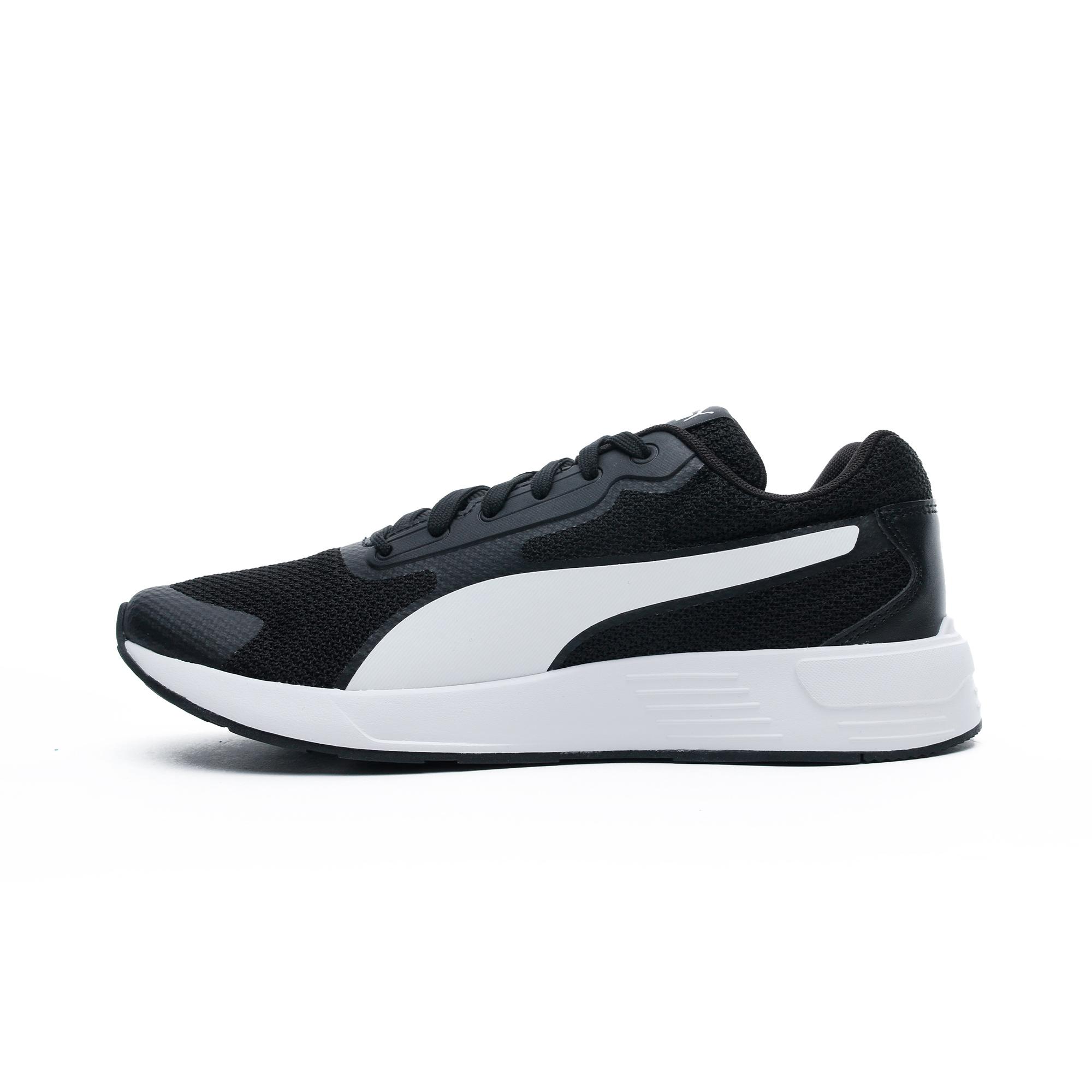 Puma Taper Erkek Siyah Spor Ayakkabı