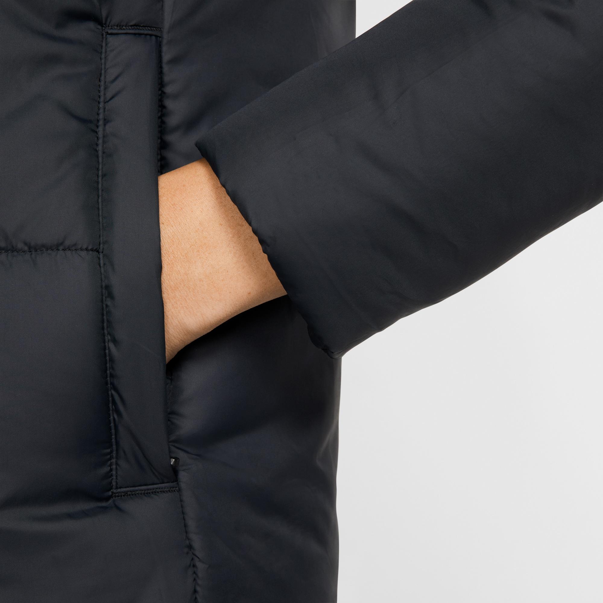 Nike Sportswear Kadın Siyah Mont