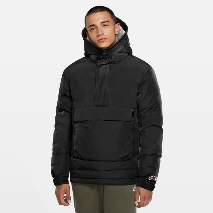 Nike Sportswear Synfill Erkek Siyah Mont