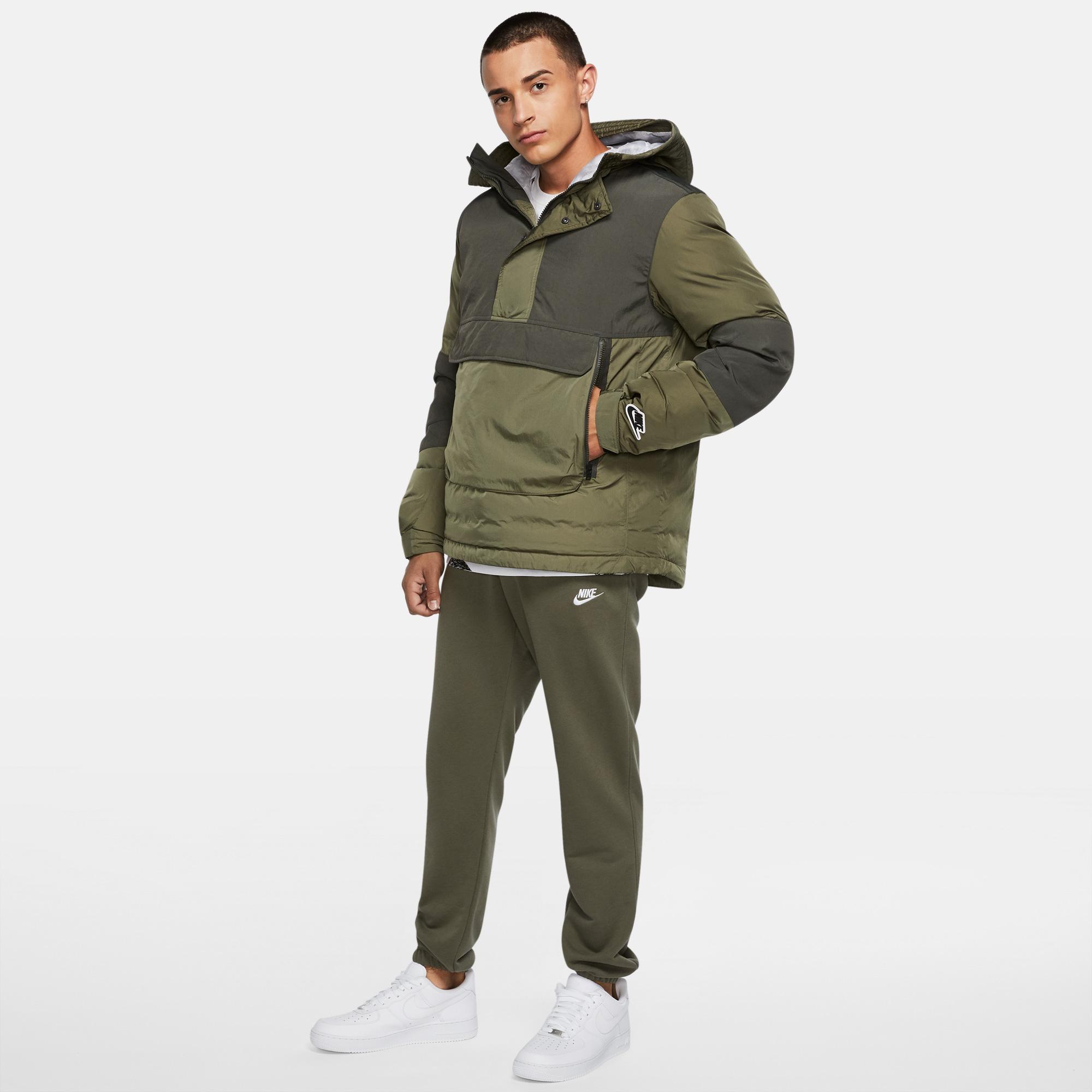 Nike Sportswear Synfill Erkek Yeşil Mont