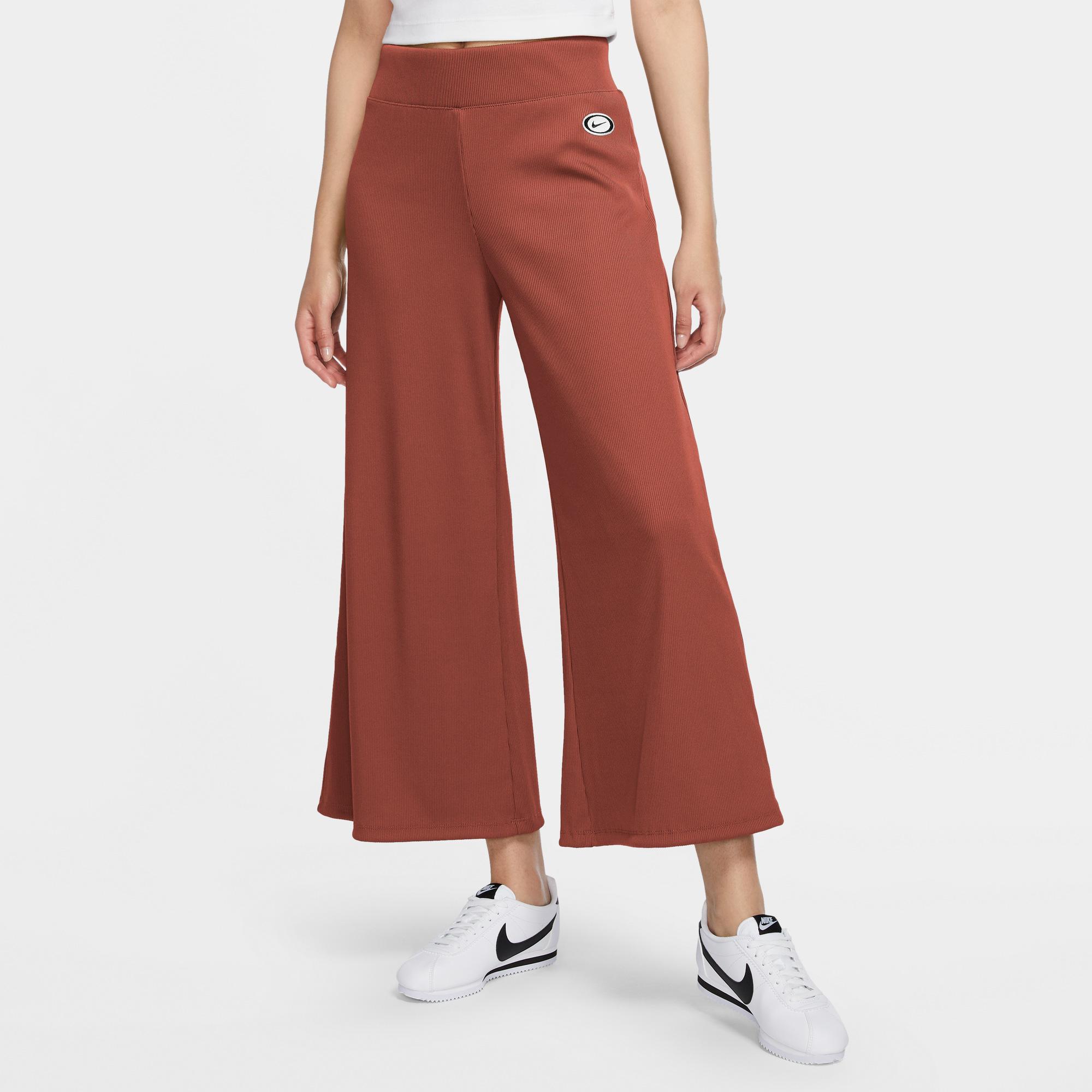 Nike Sportswear Kadın Turuncu Eşofman Altı