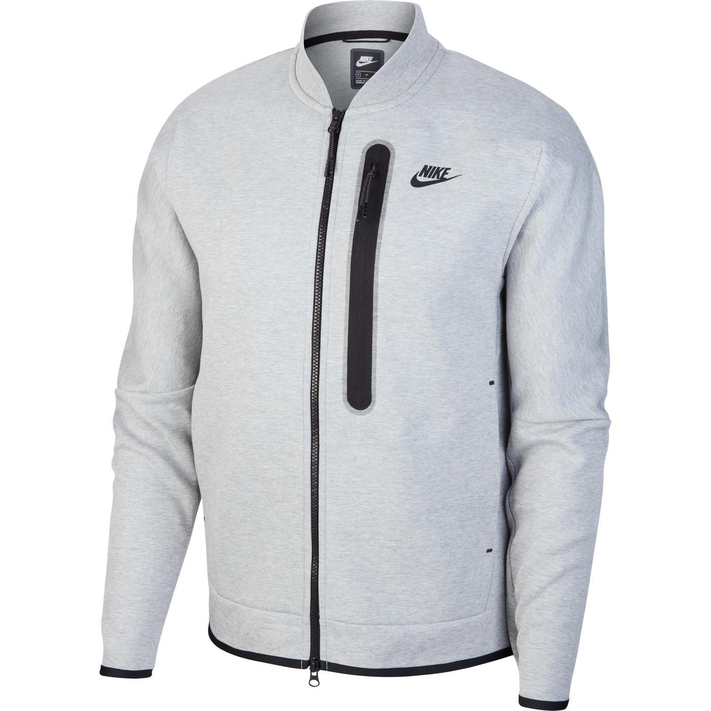 Nike Sportswear Bombr Erkek Siyah Ceket
