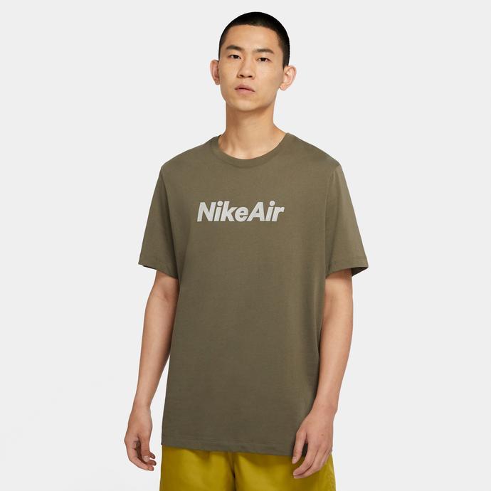 Air Erkek Yeşil T-Shirt