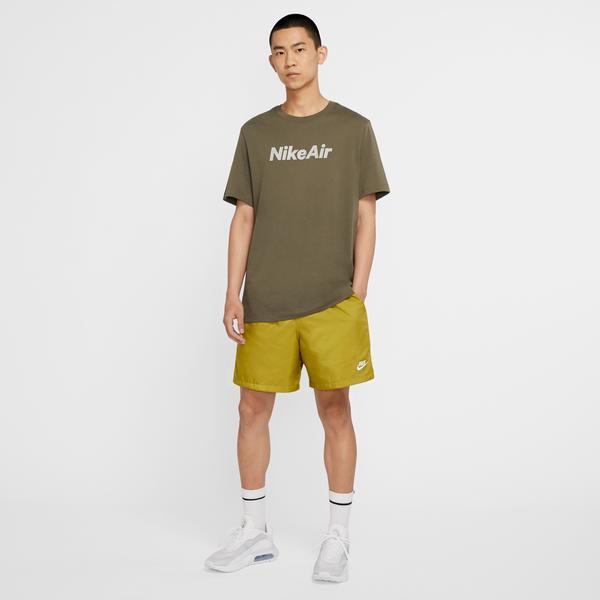 Nike Air Erkek Yeşil T-Shirt