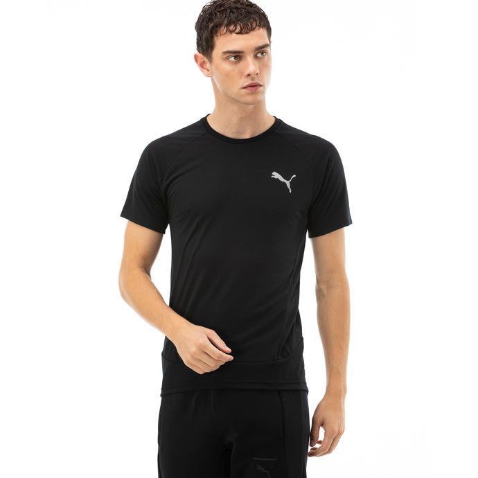 Puma Evostripe Erkek Siyah T-Shirt