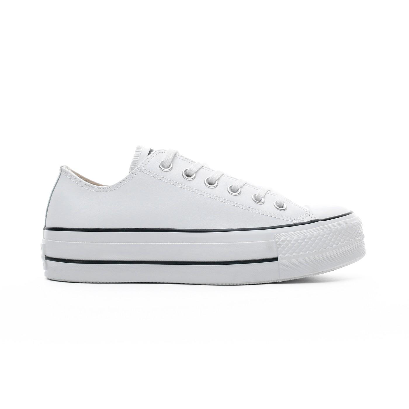 Converse Chuck Taylor Lift Kadın Beyaz Sneaker