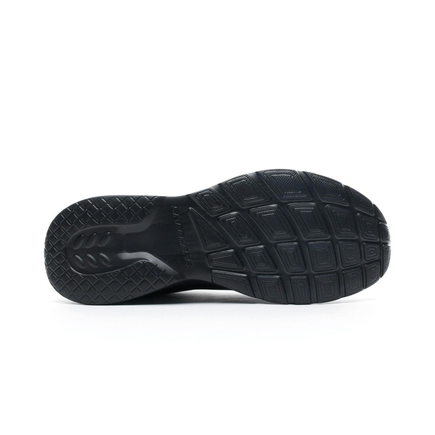 Skechers Dynamight 2.0 Siyah Erkek Spor Ayakkabı