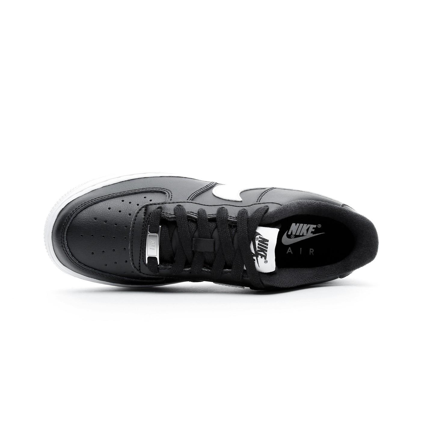 Nike Air Force 1 Kadın Siyah Spor Ayakkabı
