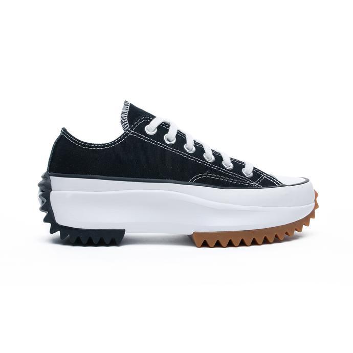 Run Star Hike Ox Unisex Siyah Sneaker