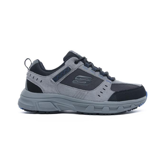Skechers Oak Canyon Erkek Gri Spor Ayakkabı