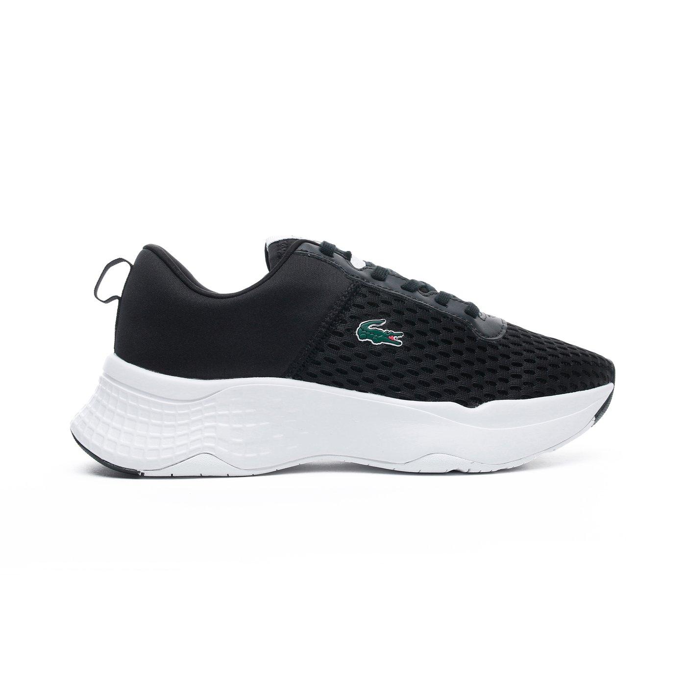 Lacoste Court-Drive Kadın Siyah Spor Ayakkabı