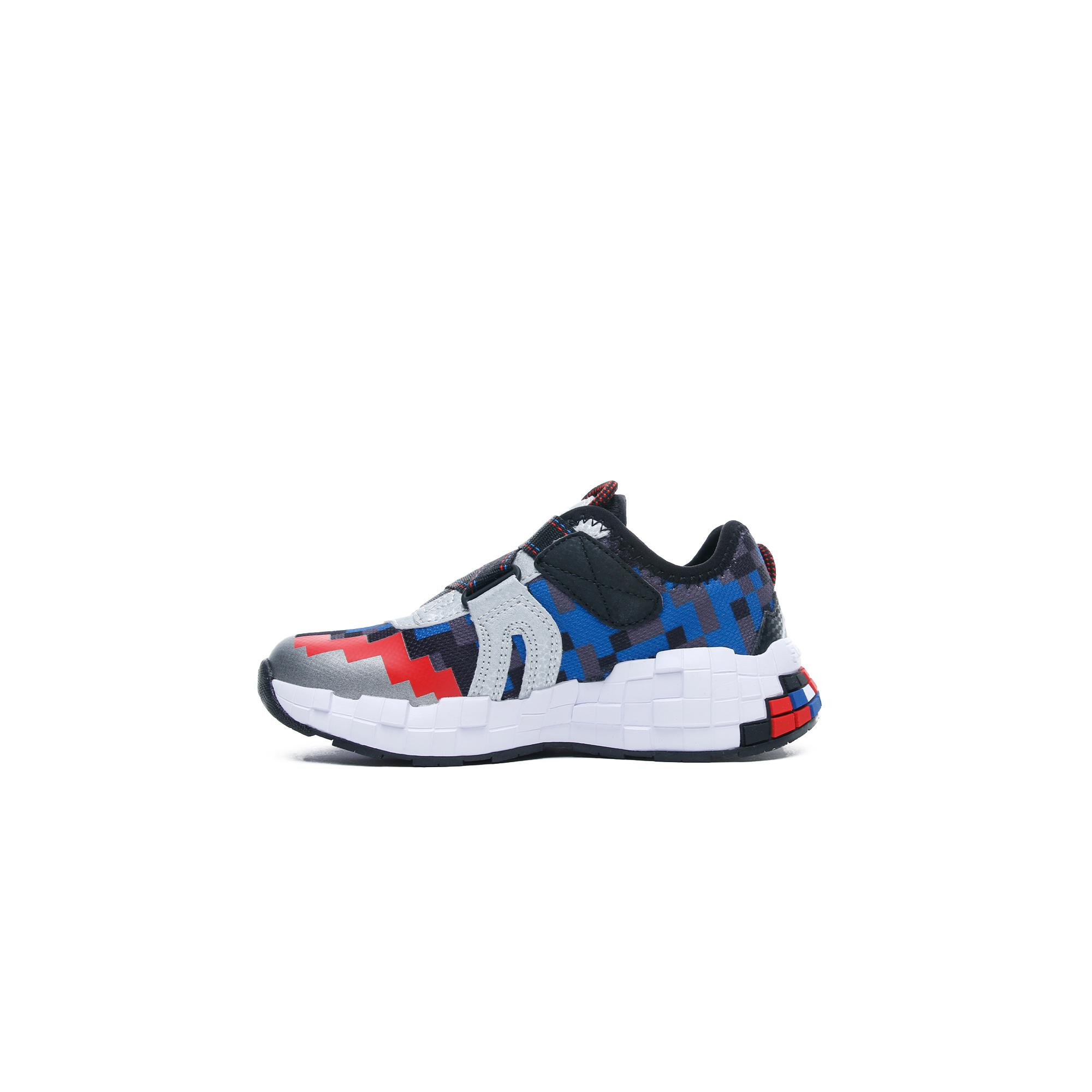 Skechers Mega-Craft - Cubotrons Çocuk Siyah Spor Ayakkabı