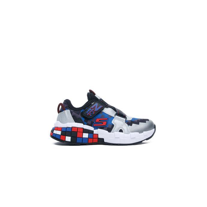 Mega-Craft - Cubotrons Çocuk Siyah Spor Ayakkabı