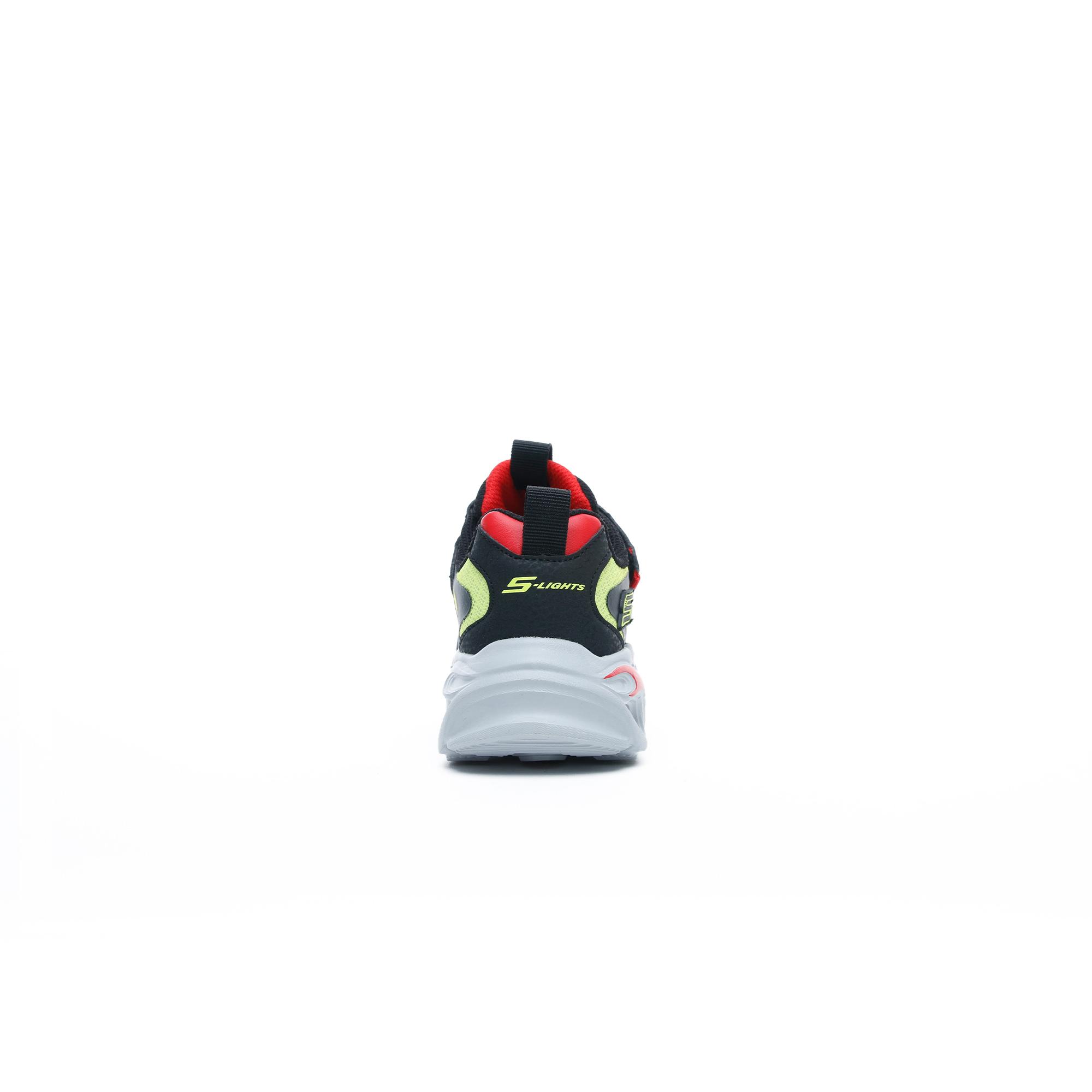 Skechers Thermo-Flash Çocuk Siyah Spor Ayakkabı