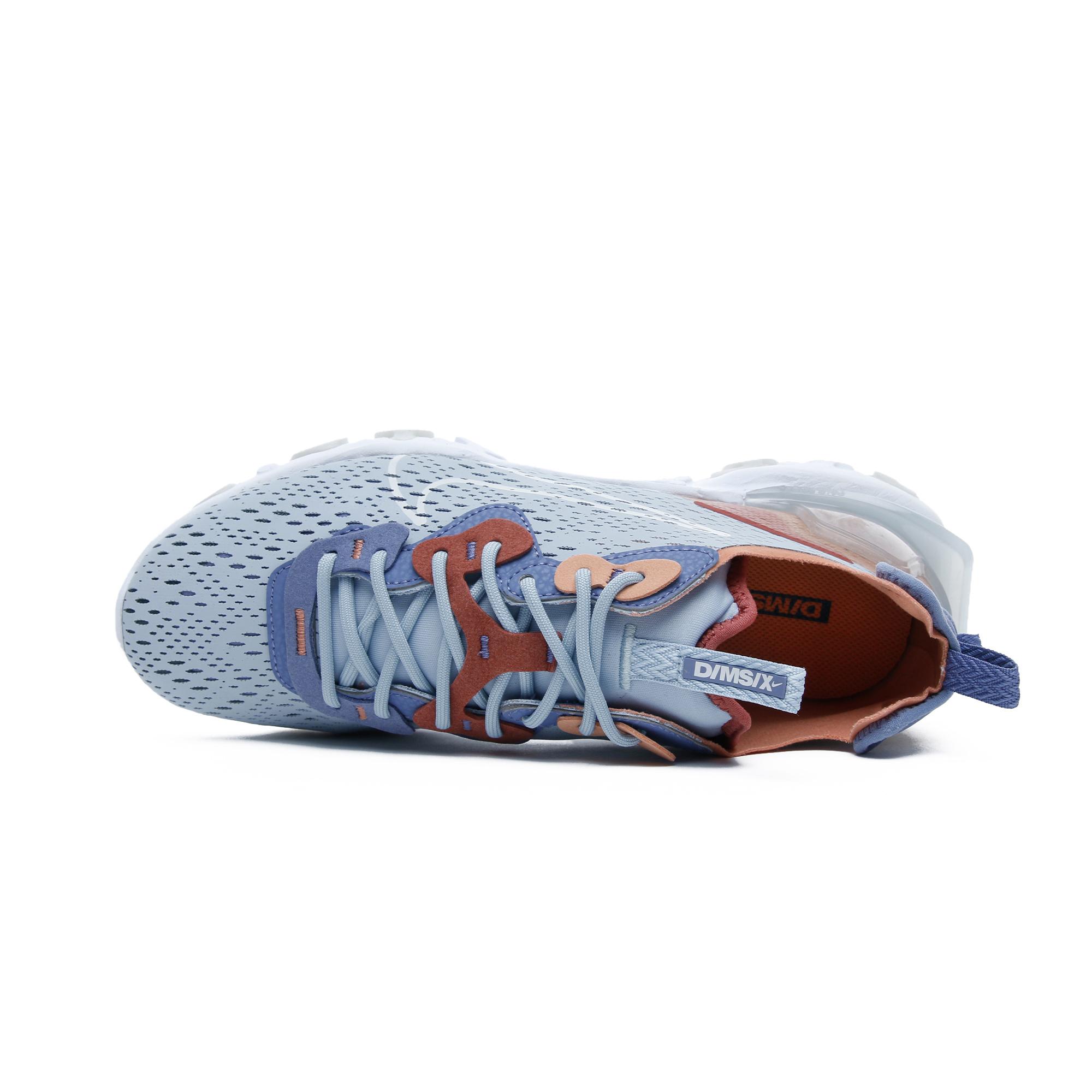 React Vision Erkek Mavi Spor Ayakkabı