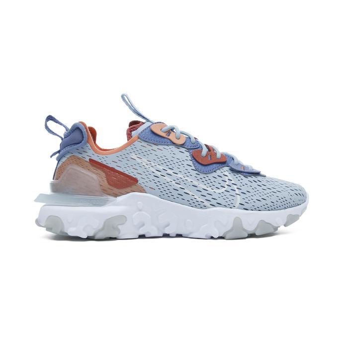 Nike React Vision Erkek Mavi Spor Ayakkabı