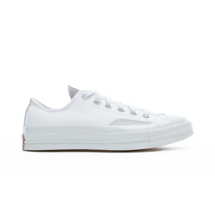 Chuck 70 HaCkEd Ox Kadın Beyaz Sneaker
