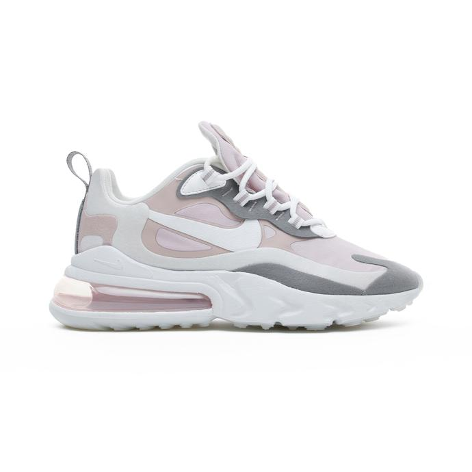 Nike Air Max 270 React Kadın Mor Spor Ayakkabı