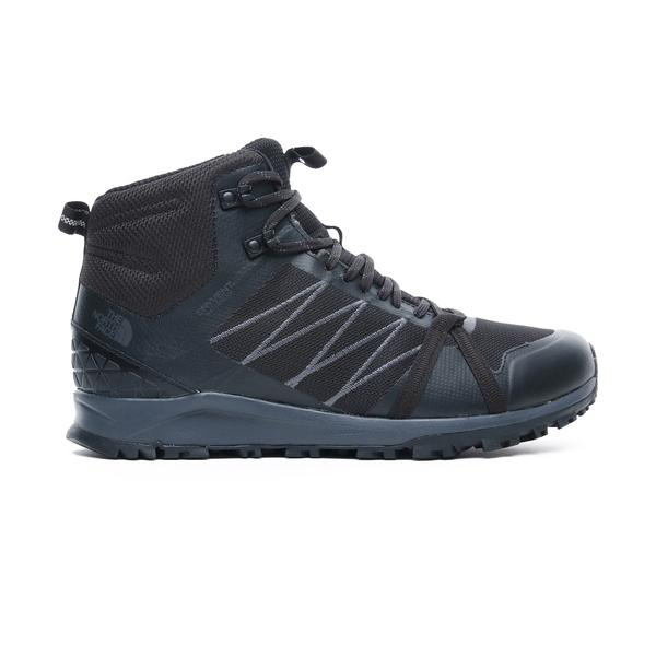 The North Face Litewawe Fastpack II Wp Mid Erkek Siyah Bot
